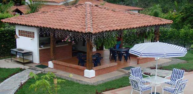 Quind o turismo casa la habana quindio eje cafetero colombia - Casa del barbecue ...